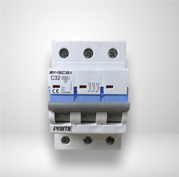 Circuit Breaker 3 pole